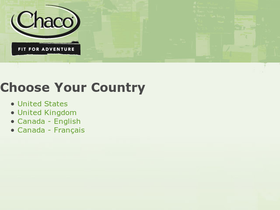 Chacos Coupons