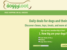 DoggyLoot Coupons