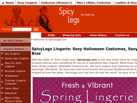 Spicy Legs Coupons