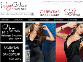 Sexy Wear Avenue Coupons