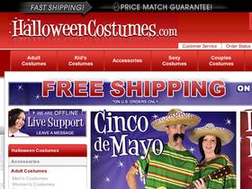 HalloweenCostumes.com Coupons