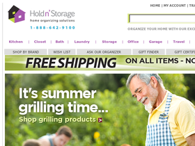 Hold N' Storage Coupons