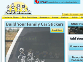 FamilyStickers.com Coupons