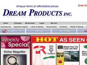 Dream Products Catalog Coupons