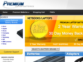 Premium Laptop Batteries Coupons