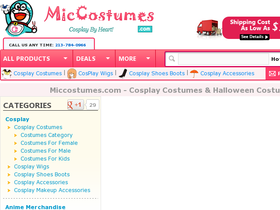 MicCostumes Coupons