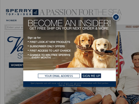 Sperry Top-Sider Coupons