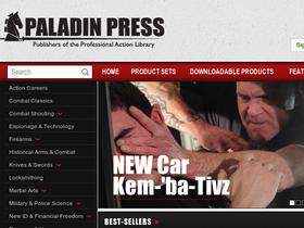 Paladin Press Coupons