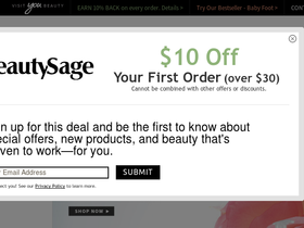 Beauty Sage Coupons