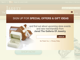 Jared - The Galleria of Jewelry Coupons