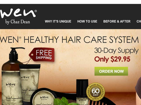 Wen Haircare Coupons