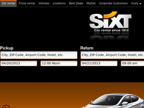 Sixt Coupons