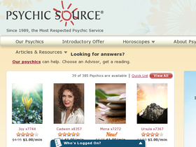 Psychic Source Coupons