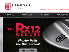 Renegar Golf Coupons