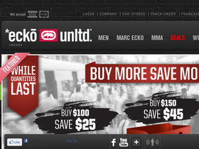 Ecko Canada Coupons