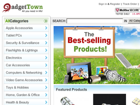 GadgetTown Coupons