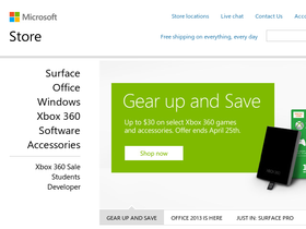 Microsoft Canada Coupons