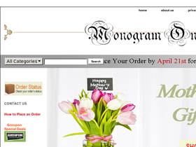 Monogram Online Coupons