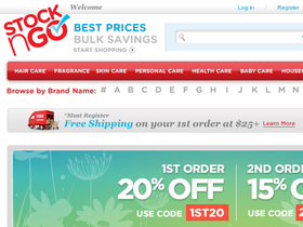 Stock N Go Coupons