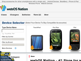 webOS Nation Coupons