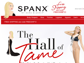 Spanx Coupons