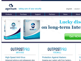 Agnitum Coupons