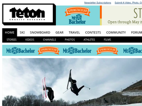 Teton Gravity Coupons