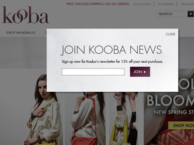 Kooba Coupons