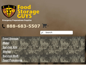 Food Storage Guys Coupons