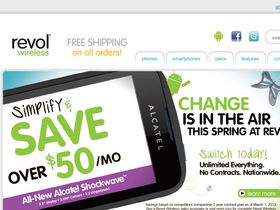 Revol Wireless Coupons