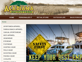 Acadiana Outfitters Coupons