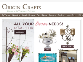 Origin Crafts Coupons