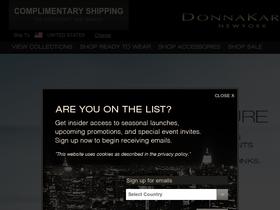 Donna Karan Coupons