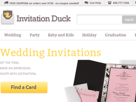 InvitationDuck Coupons