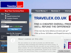 2. Copy Travelex promo code. Please double check the restriction of the promo code, if it has. 3. Paste Travelex promo code to the right place when checkout. Please make sure the product you choose meets the requirements. 4. See a deducted price & pay.