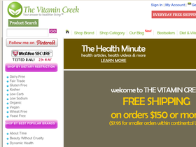 Vitamin Creek