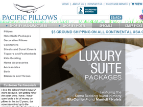 Pacific Pillows