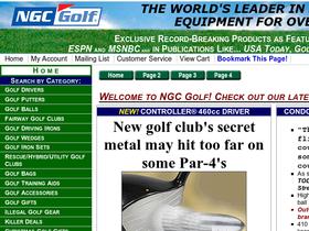 NGC Golf