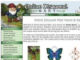 Online Discount Mart