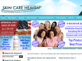 Skin Care Heaven