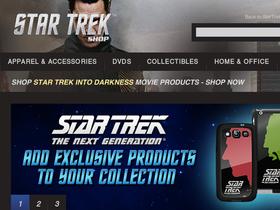 Star Trek Store
