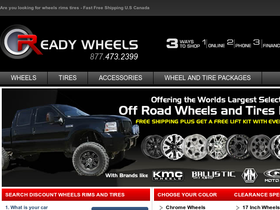 Ready Wheels