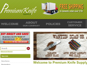 Premium Knife Supply