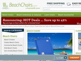 BeachChairs.com