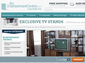 Buy Entertainment Centers