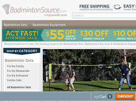 Badminton Source