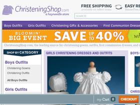 ChristeningShop.com