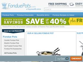 FonduePots.com