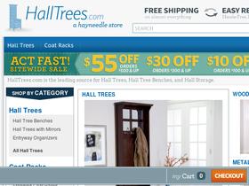 HallTrees.com