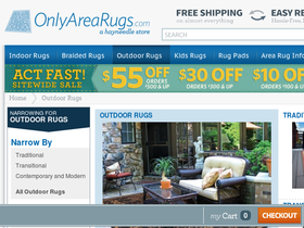 Outdoor Rug Shop